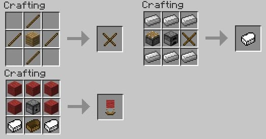 Crafting Guide Mod   Forge