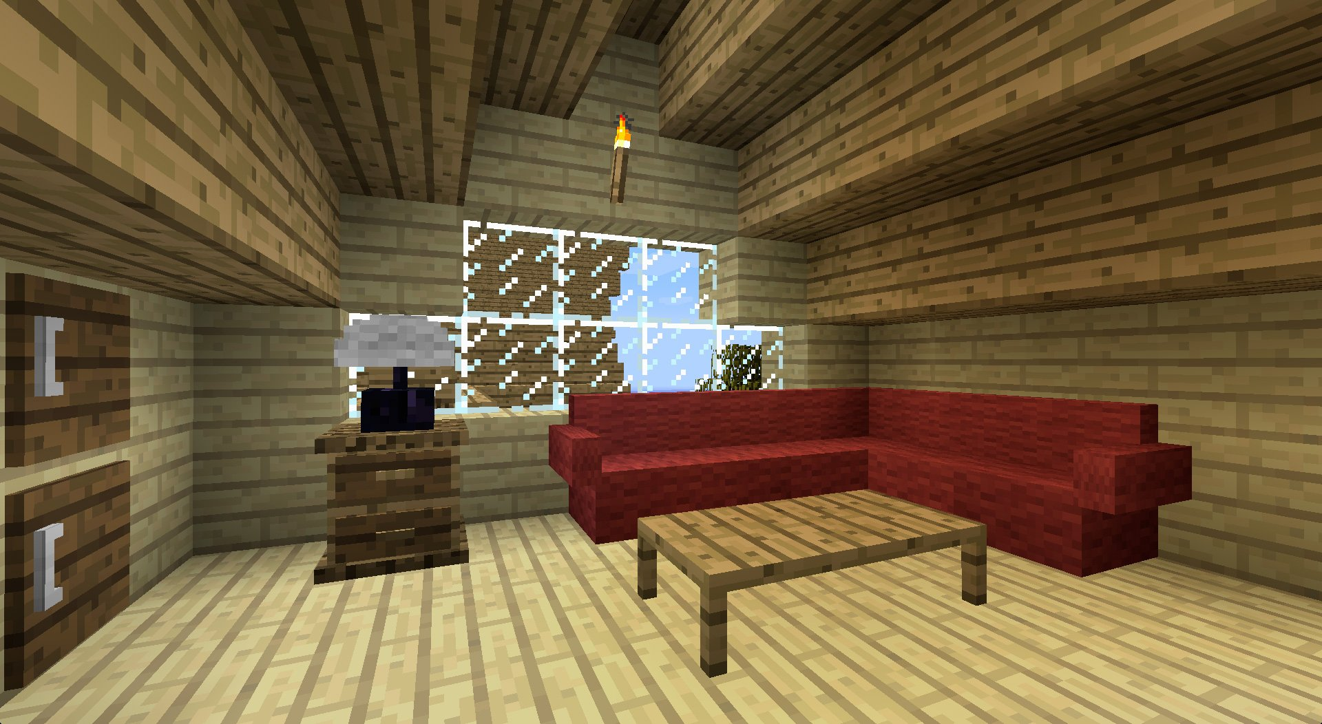 Furniture Mod Minecraft Mods