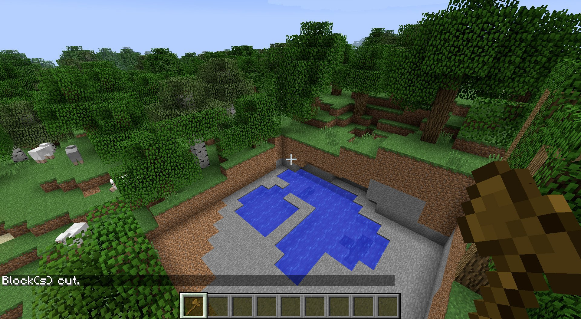 Building Commands Minecraft Pe
