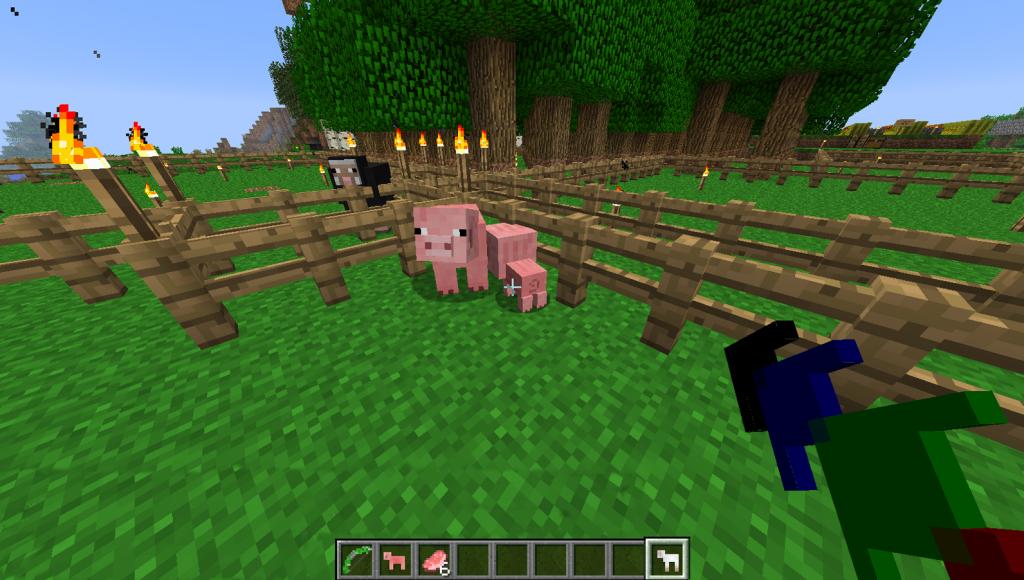 Craftable Animals 1 8 Minecraft Mods