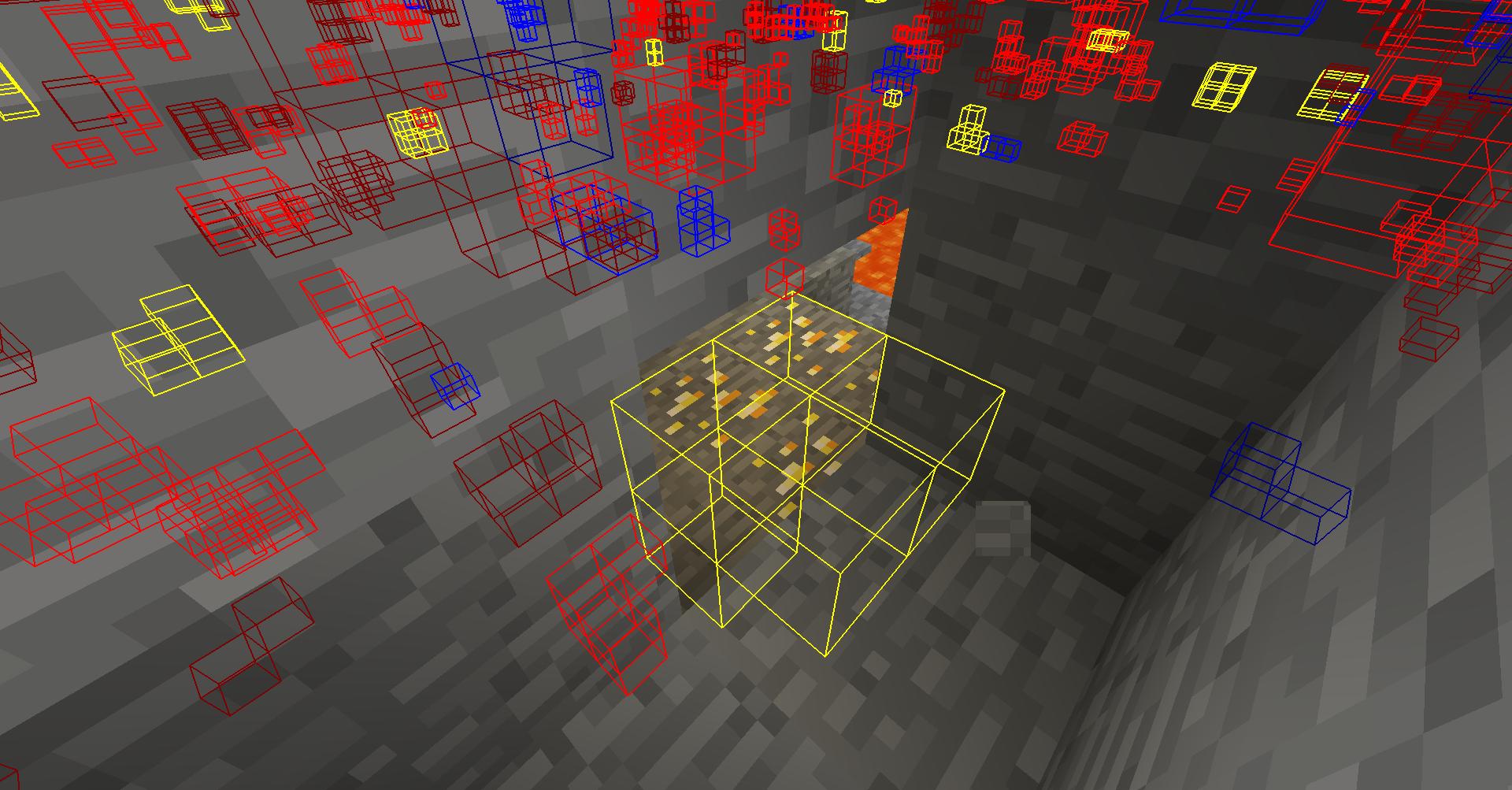 X Ray Mod Minecraft Mods