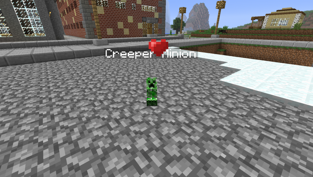 Alternate Creeper Minion