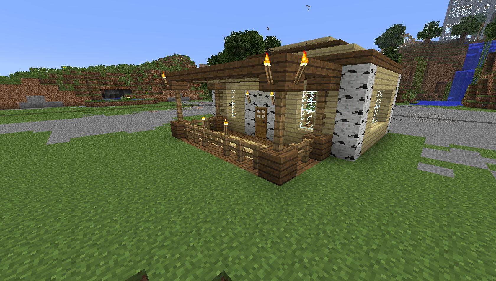 Instant Blocks Mod Minecraft Mods - Minecraft hauser spawnen