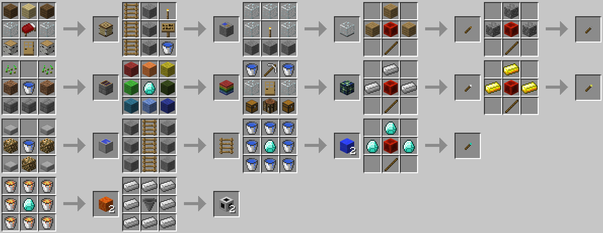 Instant Blocks Mod Minecraft Mods - Skin para minecraft 1 8 home