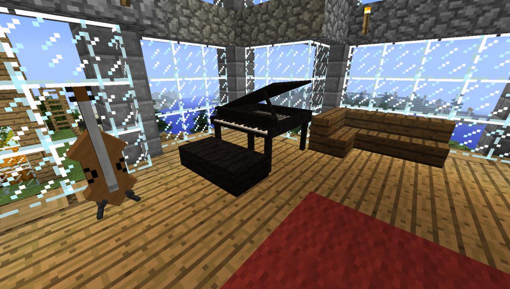 Piano Den