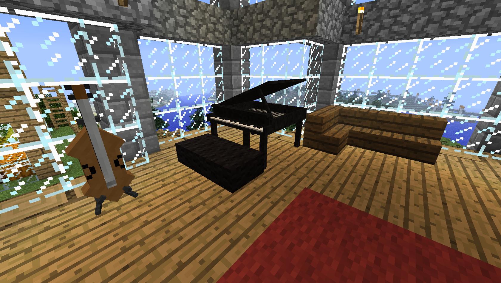 MusicCraft Mod (1 7) | Minecraft Mods