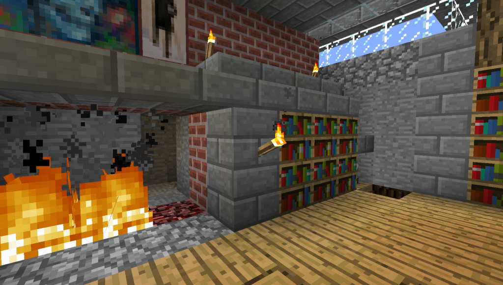fireplacetorch
