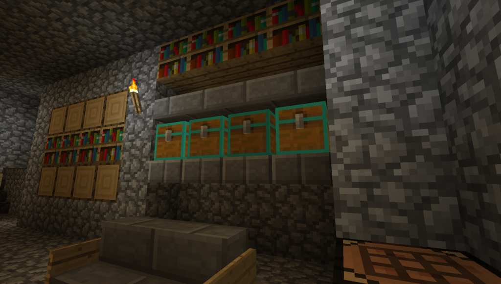 Multipage Chest Mod | Minecraft Mods