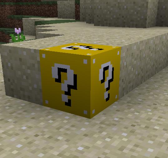 Lucky Block Mod Minecraft Mods - Minecraft auf imac spielen