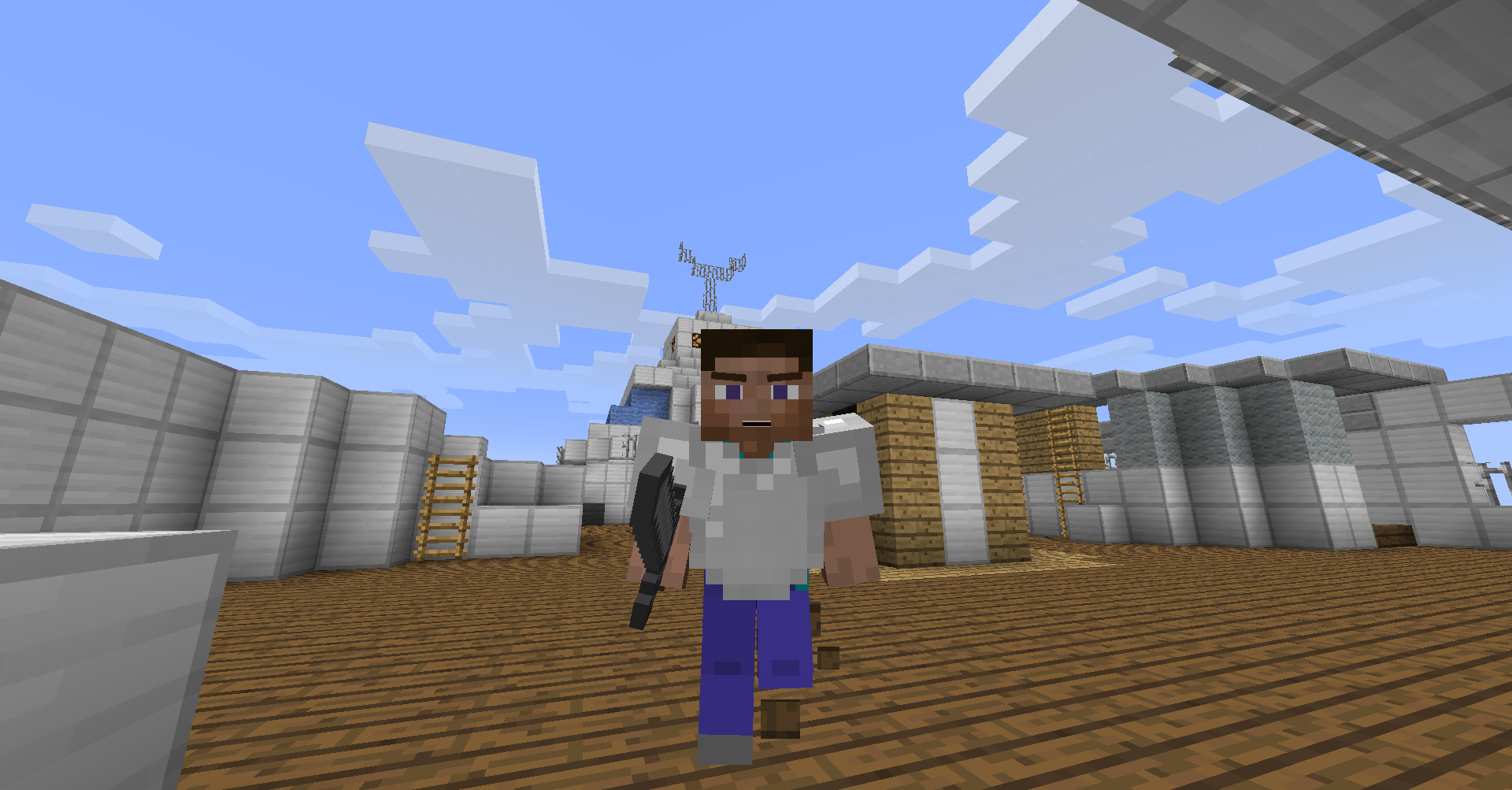 Animated Player Mod | Minecraft Mods