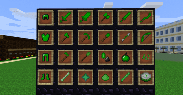 Emerald Mod | Minecraft Mods