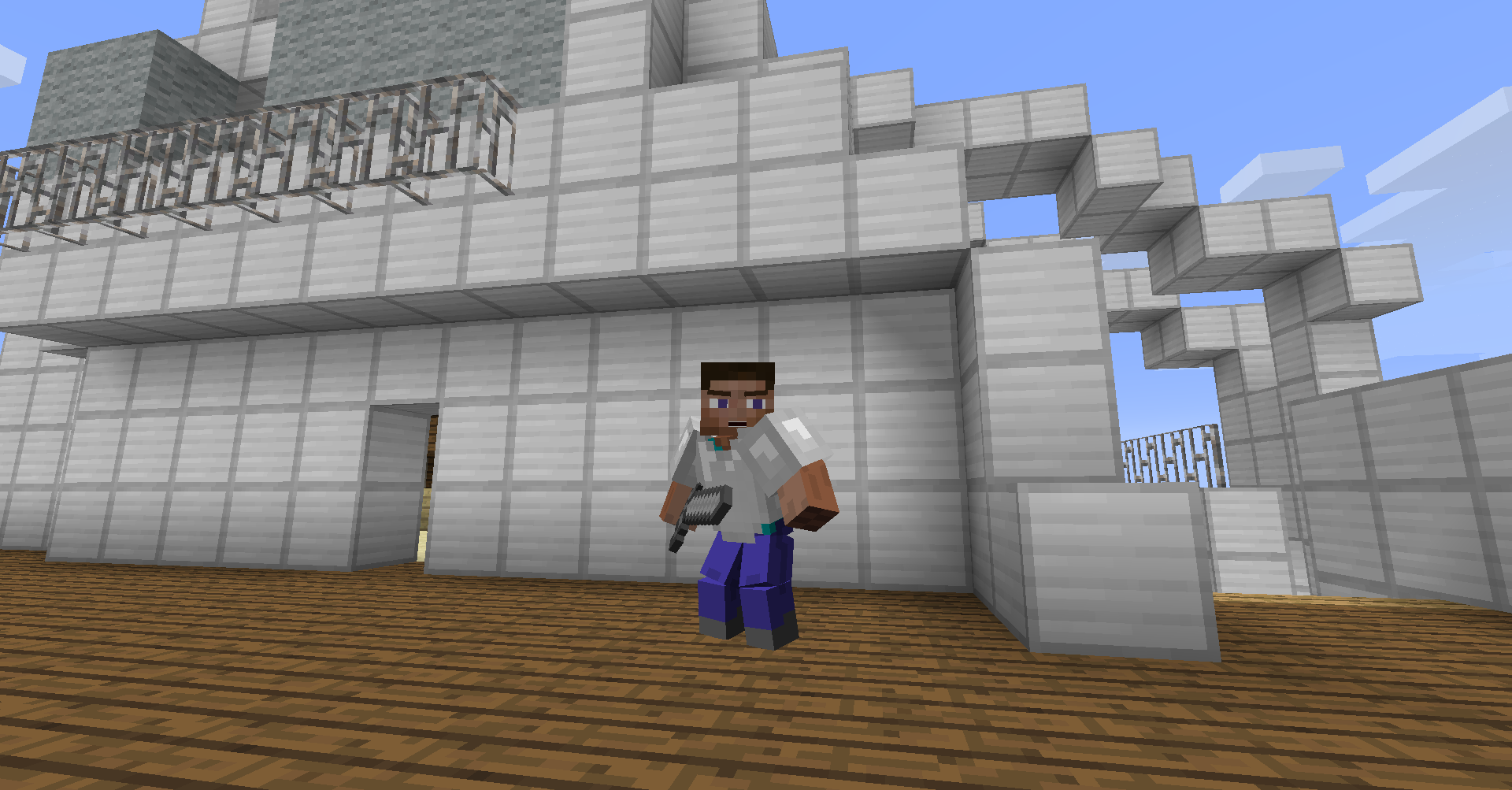 Animated player mod minecraft mods ready the mod generally makes everything your minecraft character ccuart Images