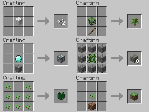 How To Make Food In Minecraft Creative Mode