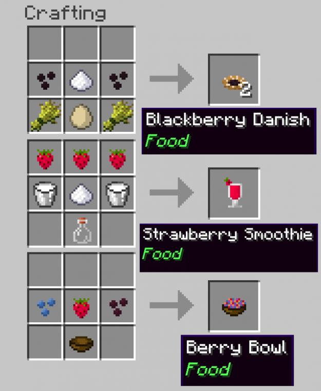Minecraft all you need is here mods this mod is a must have for anyone with a bit of a green thumb in minecraft forumfinder Images