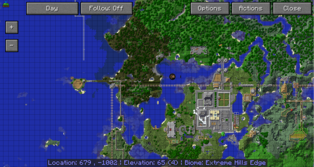 Journeymap minecraft mods fullmap publicscrutiny Image collections