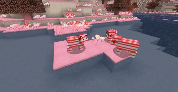 CandyCraft (1 7) | Minecraft Mods