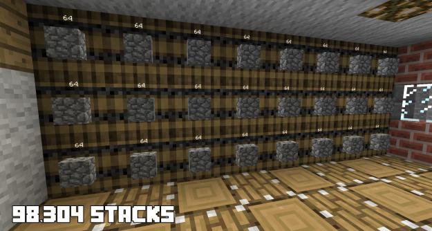 98,304 stacks