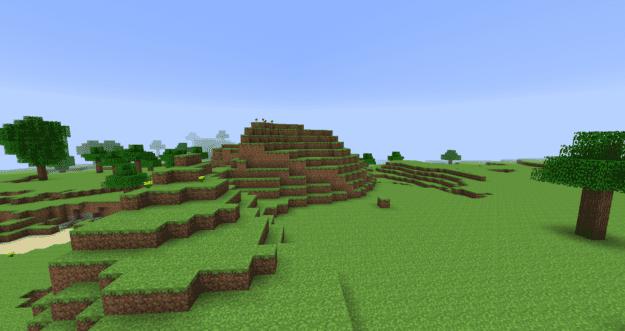Better World Generation (1.7) | Minecraft Mods