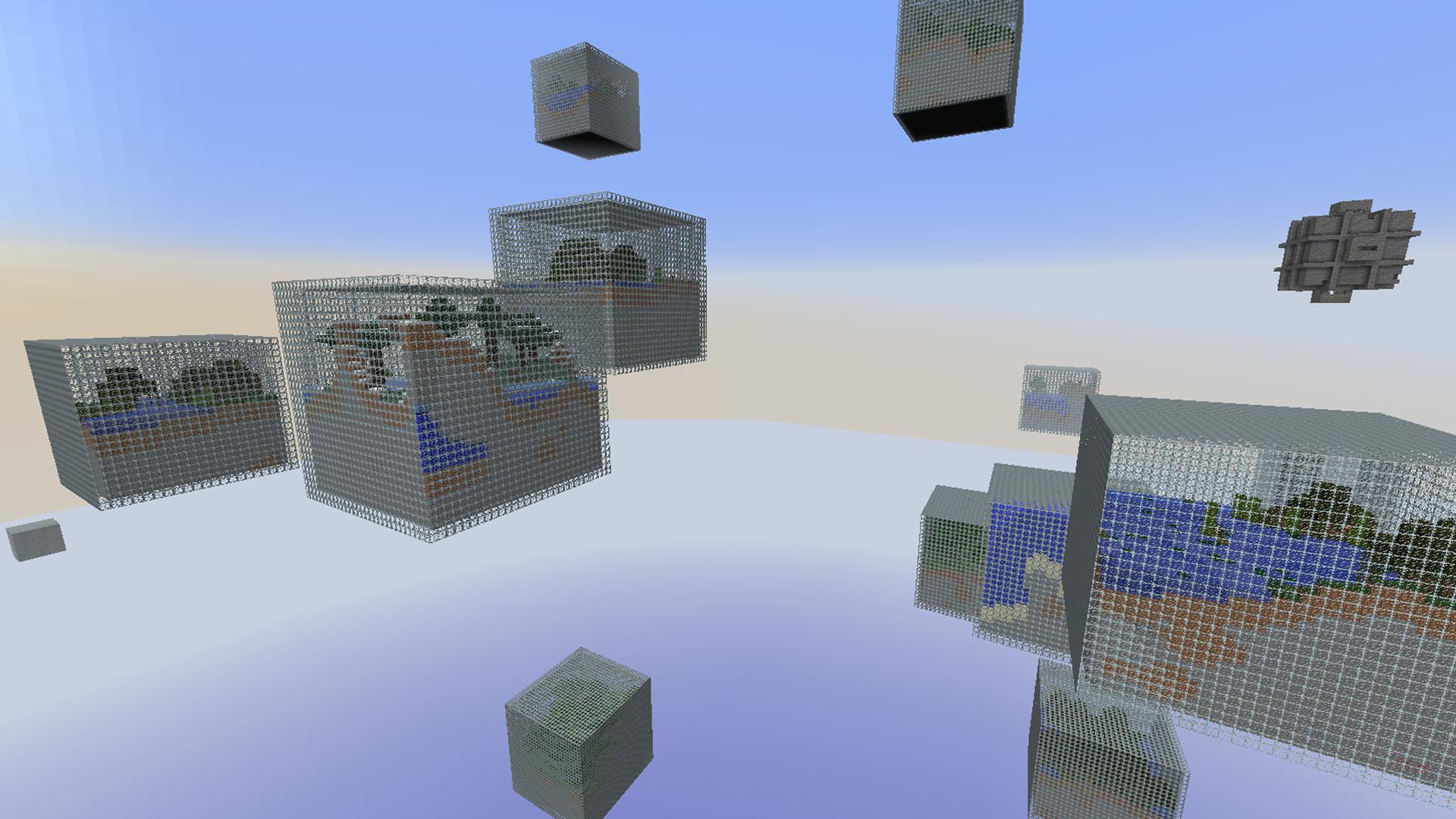Cube world minecraft mods cubes gumiabroncs Images