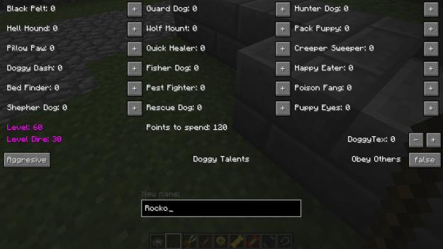 Doggy talents [1. 12. 2] [1. 11. 2] [1. 10. 2] [1. 7. 10] / моды для.