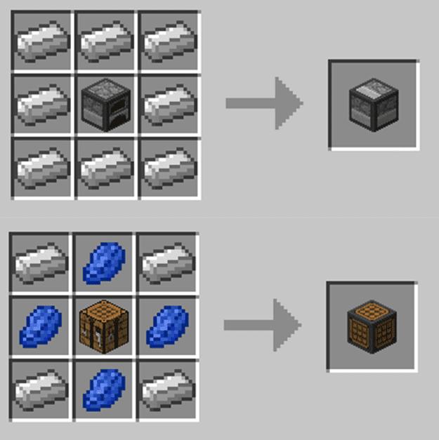 How To Add Crafting To Modular Storage Minecraft