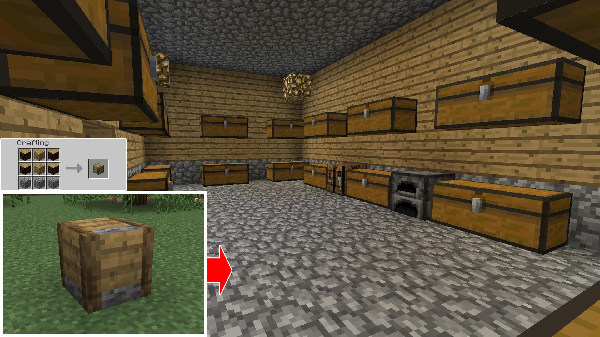 Instant Massive Structures 1 7 Minecraft Mods