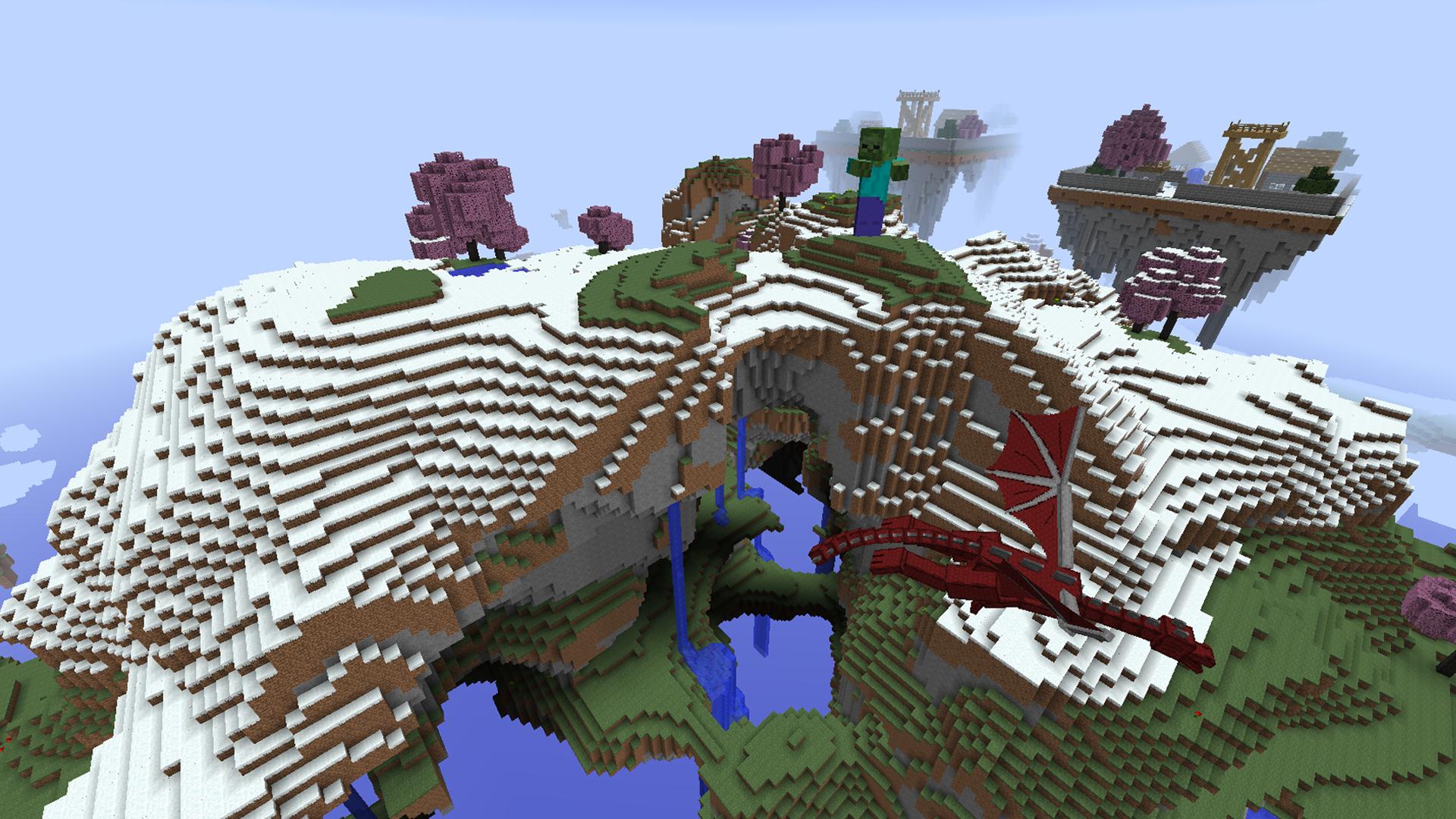 Minecraft diamond dimensions mods | The Diamond Dimensions Mod Pack