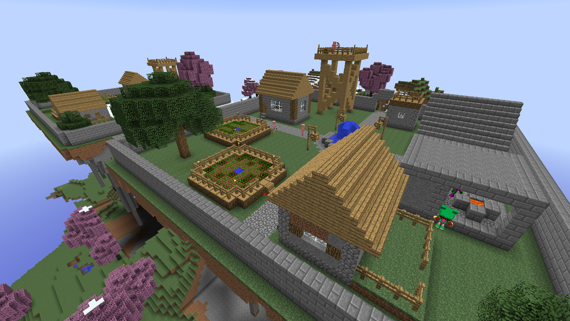 Rediscovered Mod Minecraft Mods Redstone Circuits Village