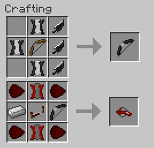 WeaponRecipes