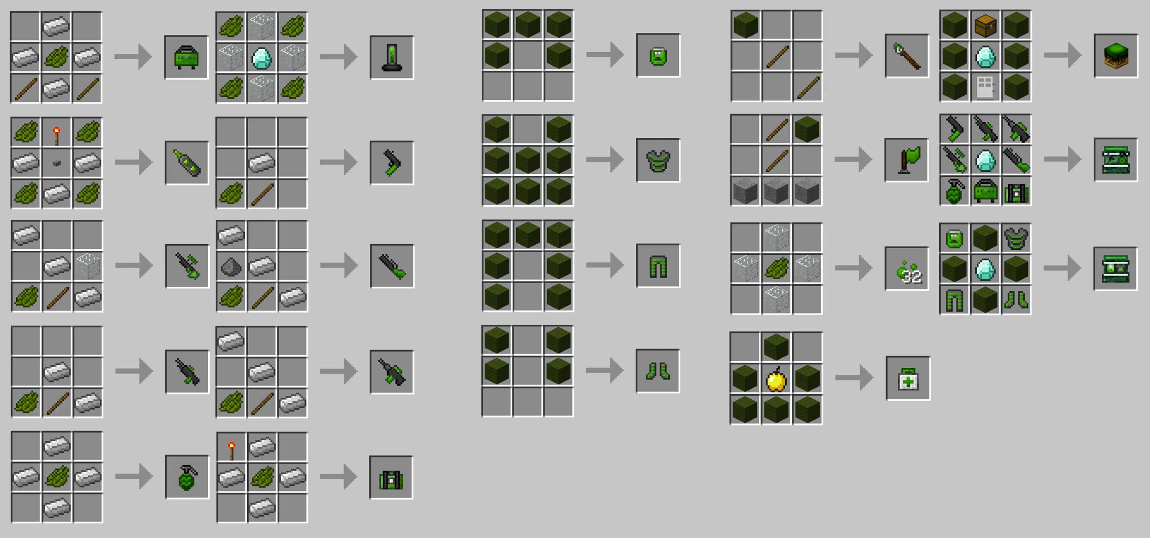 Paintball Mod Minecraft Mods