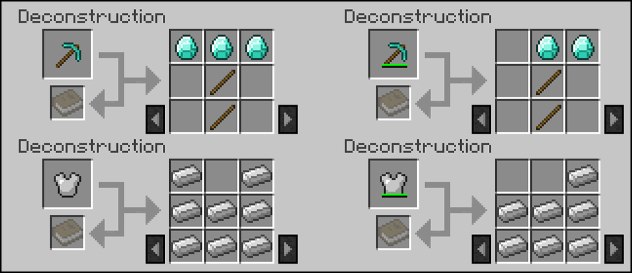 repair enchantment minecraft