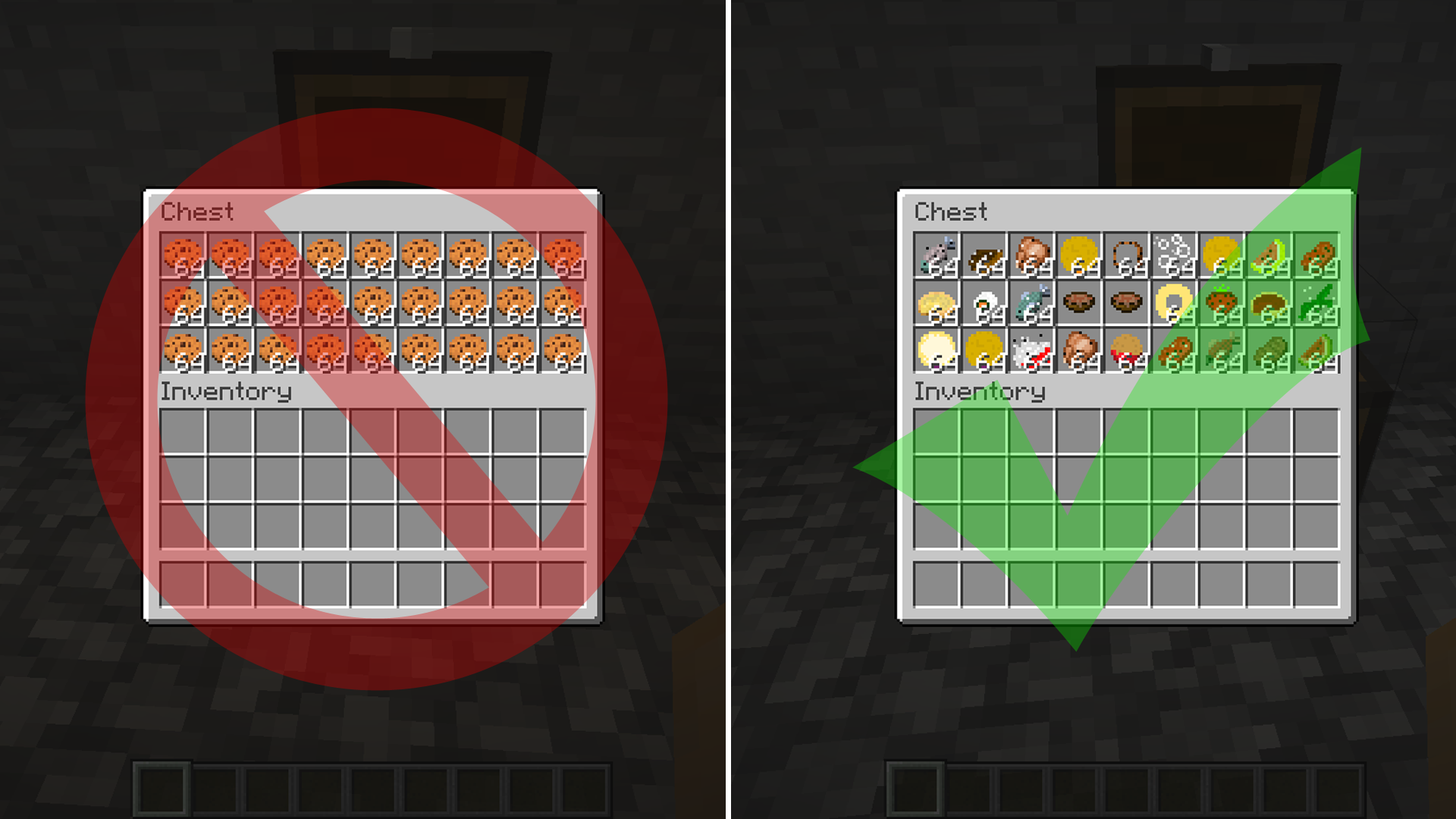 The spice of life minecraft mods for Cuisine minecraft