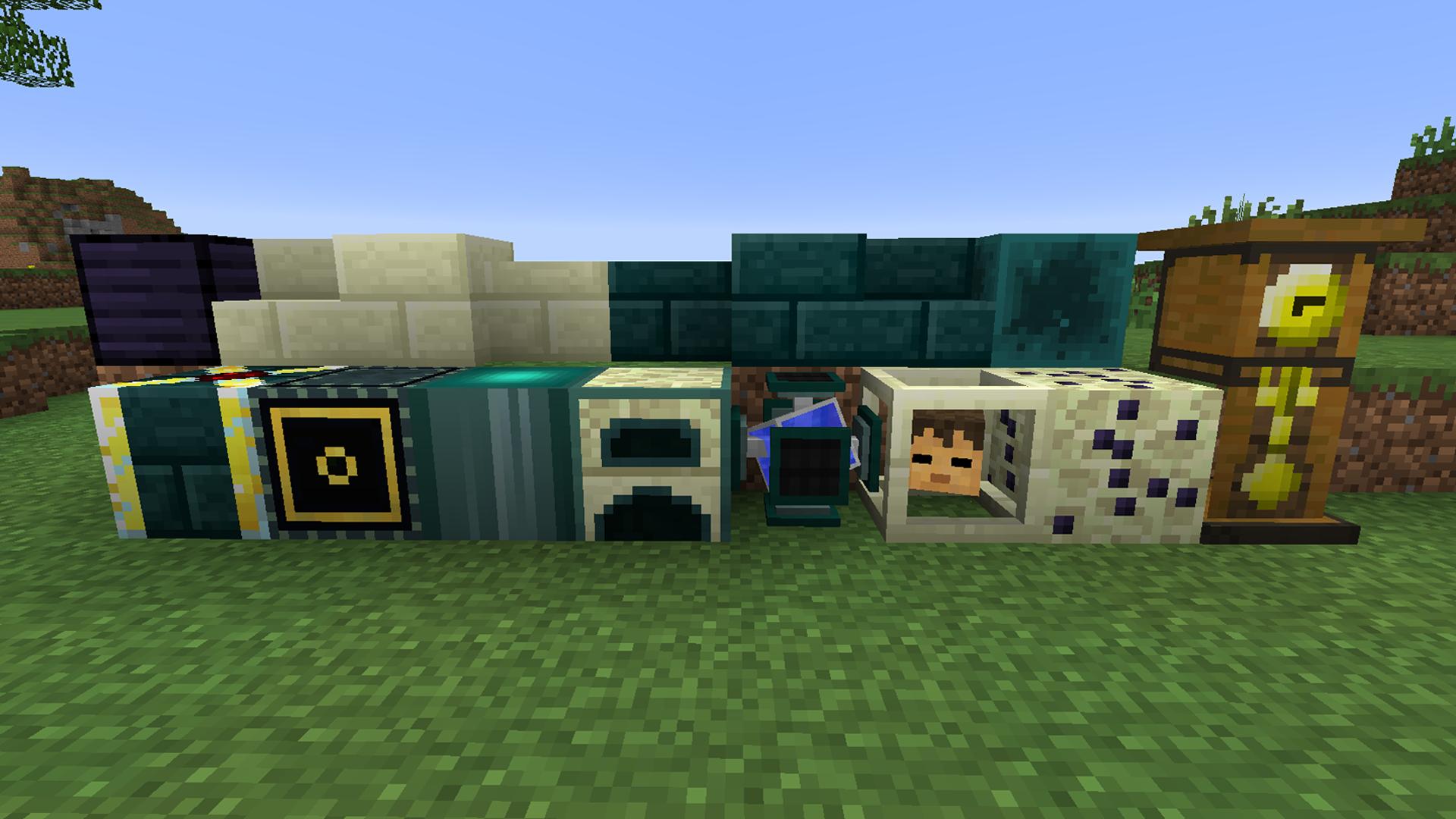mod minecraft 1.8.3