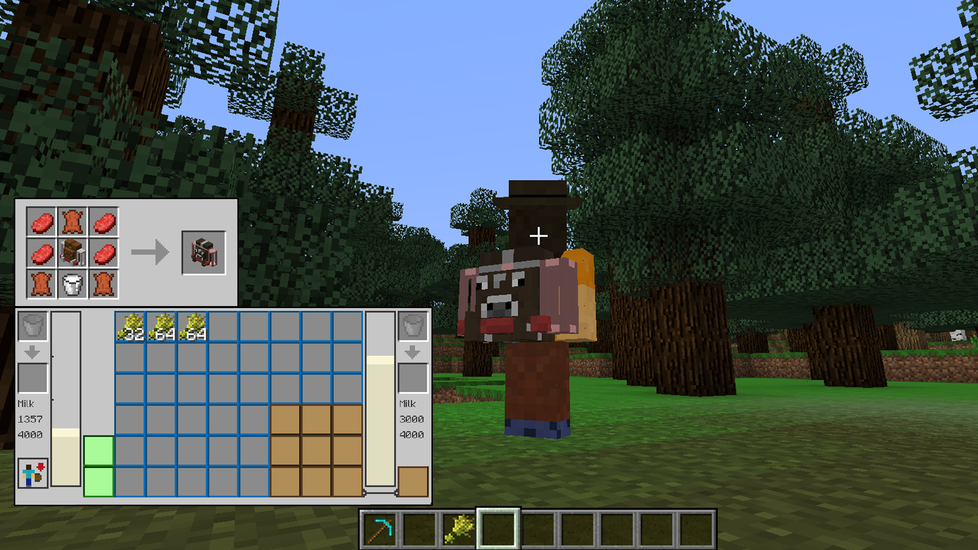 minecraft windows 10 edition backpack mod