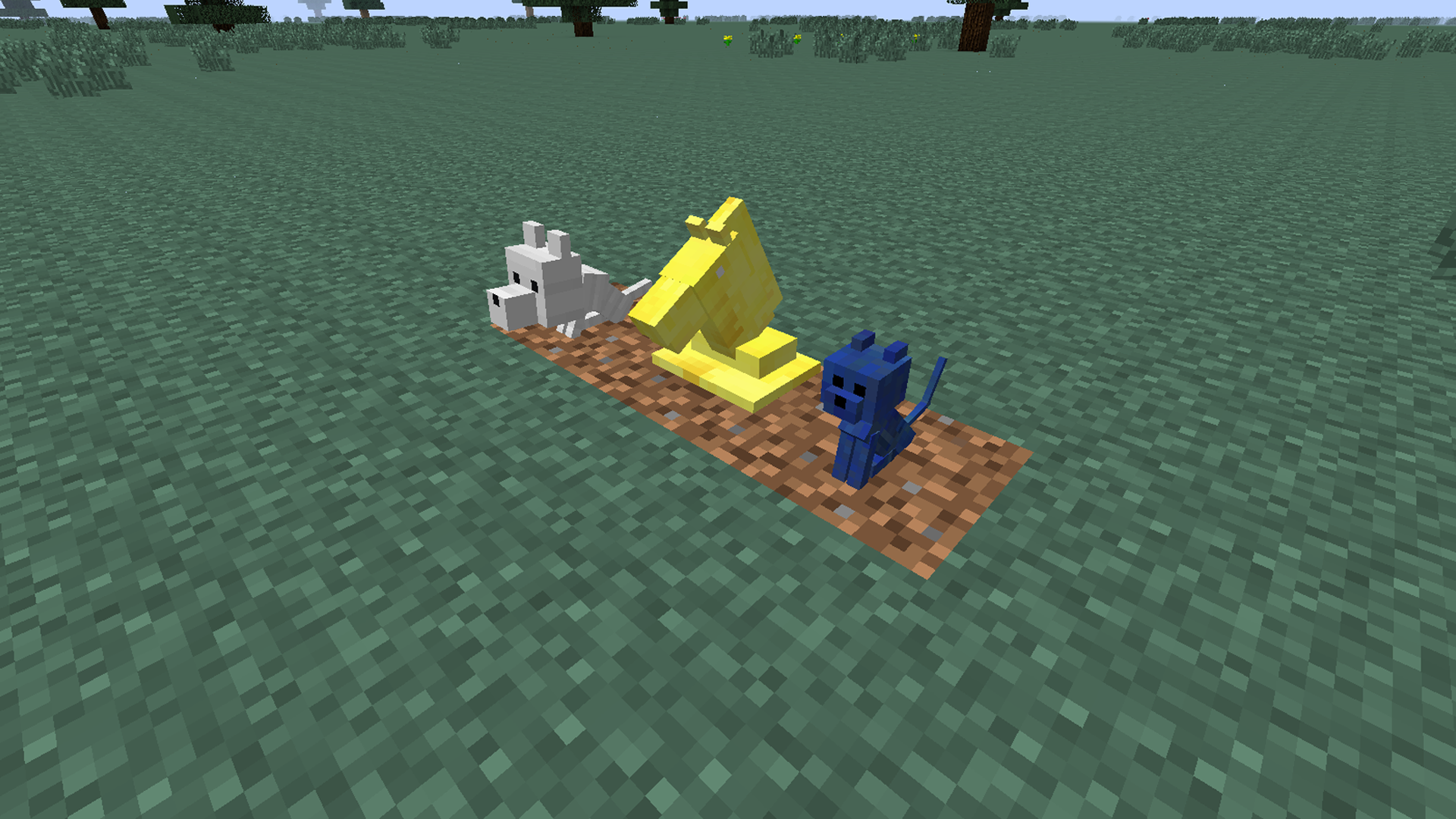 How To Summon A Pet Cat In Minecraft