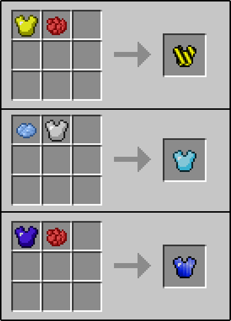 can you dye a bed in minecraft