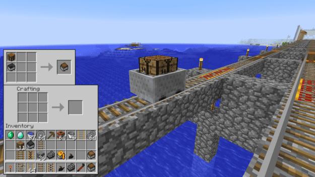 Minecraft крафты мода railcraft