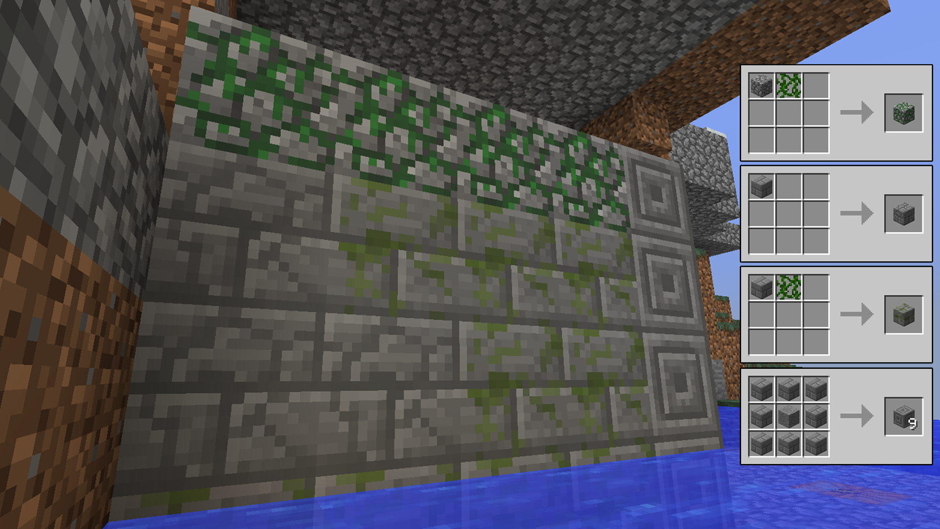 how to make a stone fence in minecraft. DungeonBlocks How To Make A Stone Fence In Minecraft T