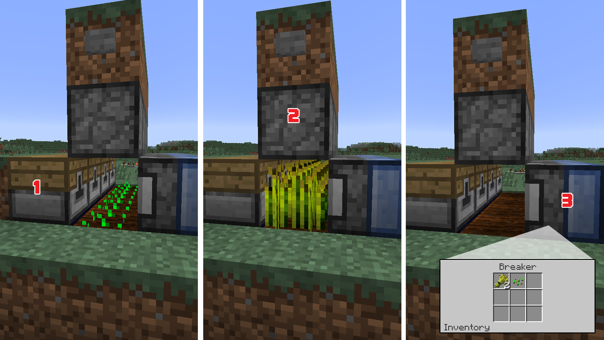 how to make wheat in minecraft grow faster