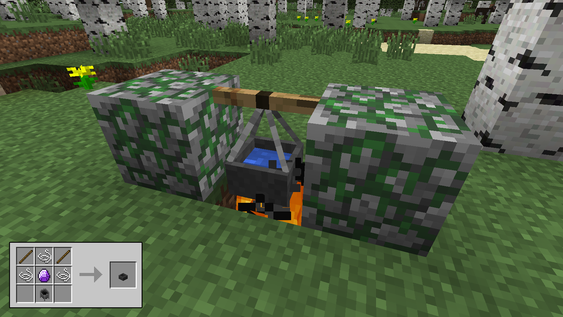 Minecraft: Witchery