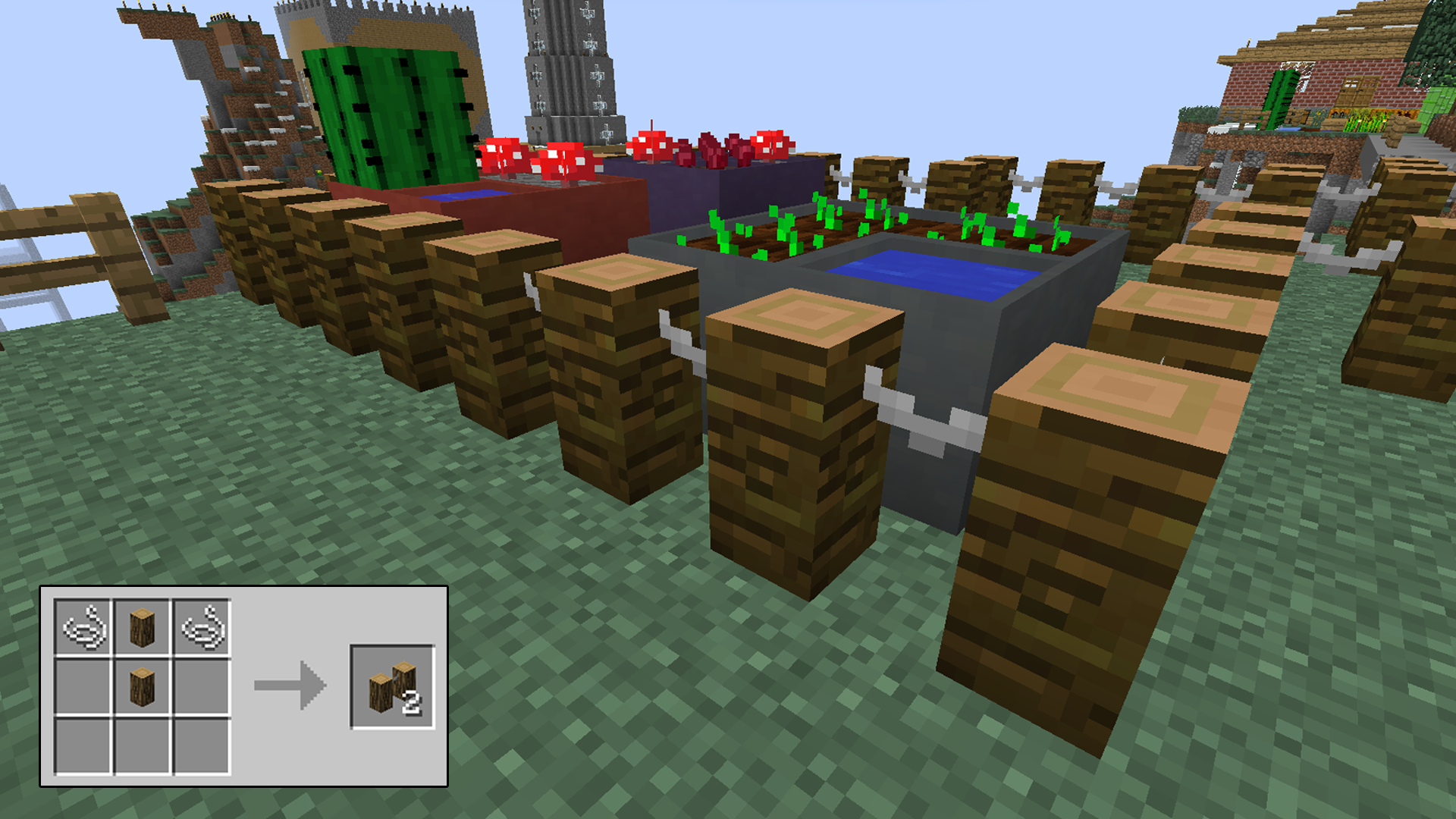 minecraft fence post recipe. Posts PostFence Minecraft Fence Post Recipe R