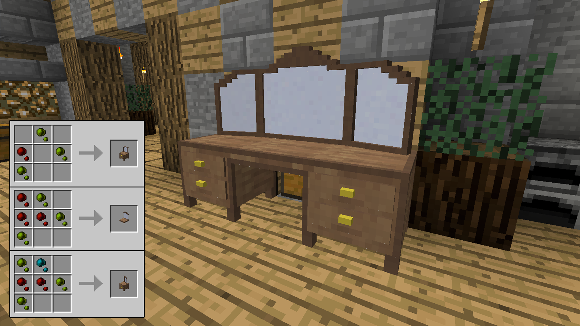 Free Vanity With Minecraft Xbox 360 Furniture Ideas