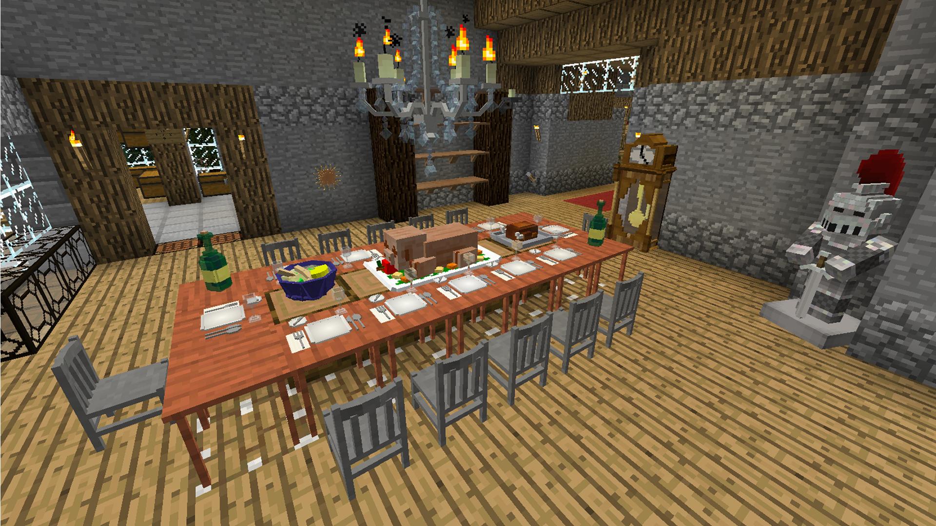 Minecraft Furniture Bedroom Decocraft Minecraft Mods
