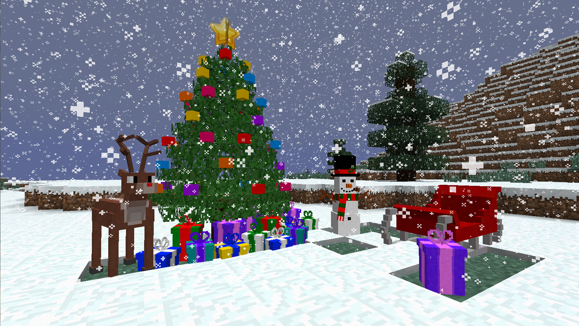 Christmas Decorations In Minecraft Pe : Decocraft minecraft mods