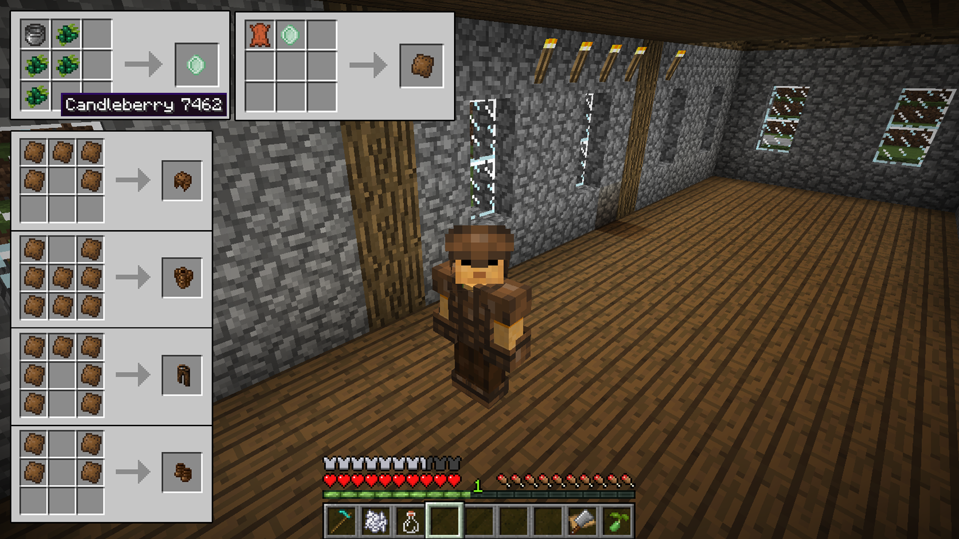 Traveller S Gear Minecraft Mods