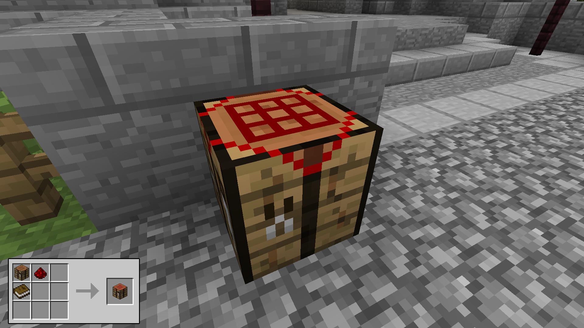 Easy Crafting Mod Minecraft Mods