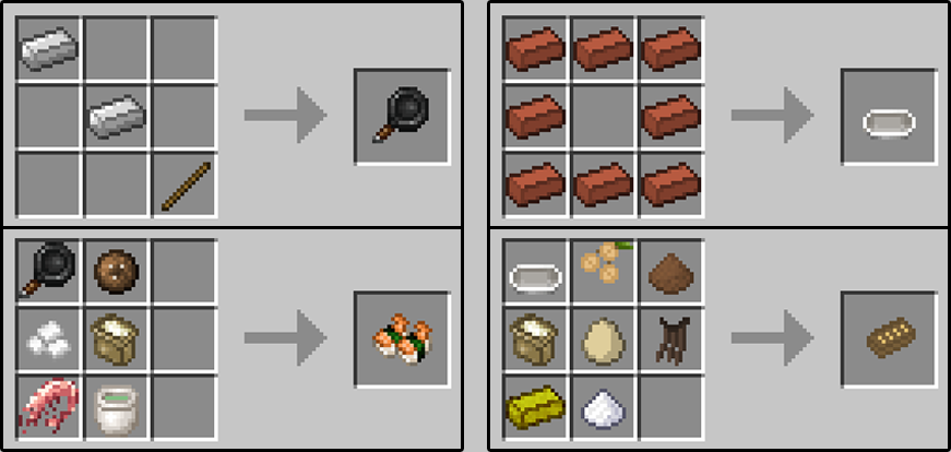 Pams harvestcraft minecraft mods utensils forumfinder Gallery