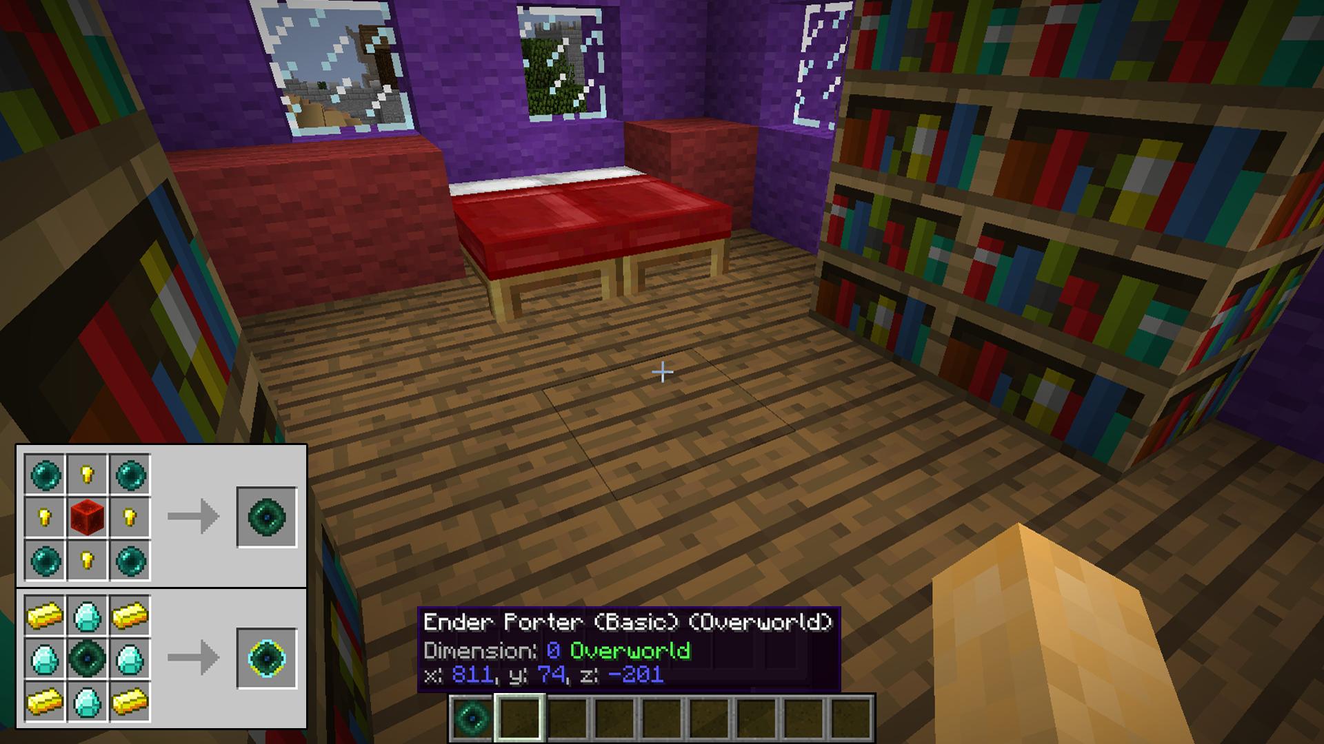 Ender Utilities Minecraft Mods