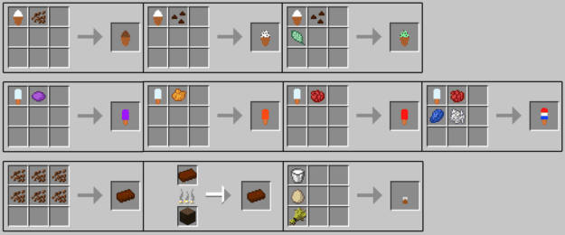 DessertCraft Mod