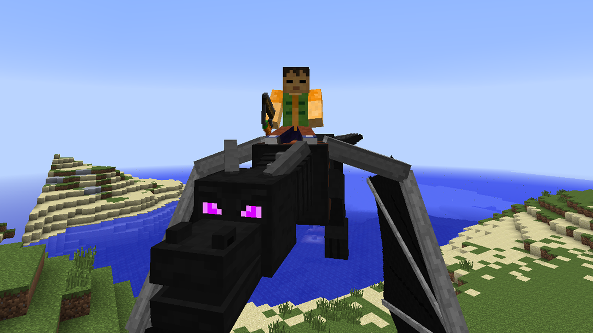 Dragon mounts minecraft mods carrot ccuart Image collections
